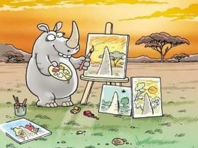炒币投机第十七课:犀牛的偏见